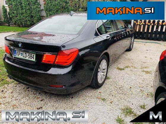 BMW serija 7- 730d Avtomatic
