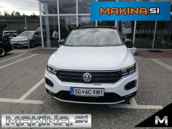 Volkswagen T-Roc 1.6 TDI BMT Style