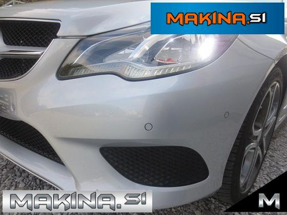 Mercedes-Benz E-Razred E Coupé 220 CDI NAVIGACIJA + 2 X PDC + USNJE + POTOVALNI RAČUNALNIK + ALU 18