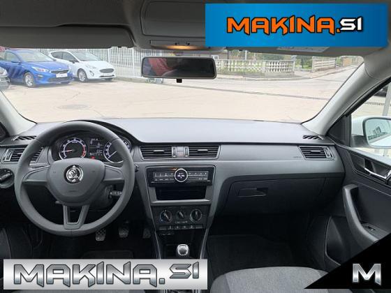 Škoda Rapid Spaceback 1.0 TSI Active