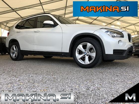 BMW serija X1- sDrive20d EfficientDynamics Edition- navigacija- pdc- alu17