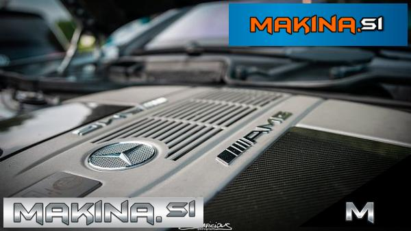 Mercedes-Benz CL-Razred CL 500 AMG