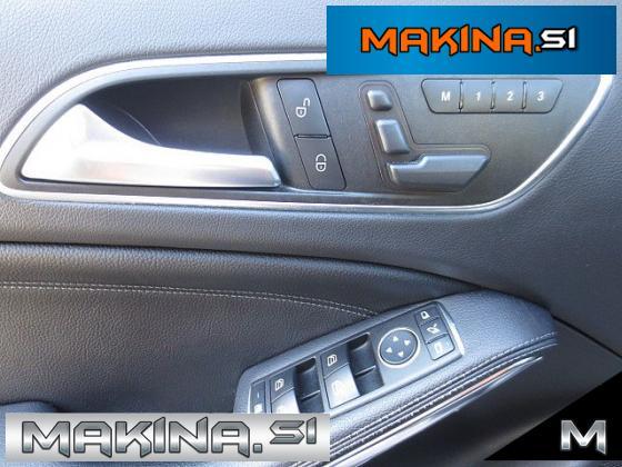Mercedes-Benz GLA-Razred 220CDI 4.MOTION AUTOMATIC + USNJE + MEMORY + PANORAMA + NAVIGACIJA + XENON...
