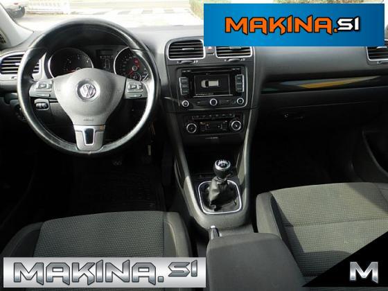 Volkswagen Golf Variant Comfortline 1.6 TDI LED NAVIGACIJA PDC GRETJE SEDEŽE