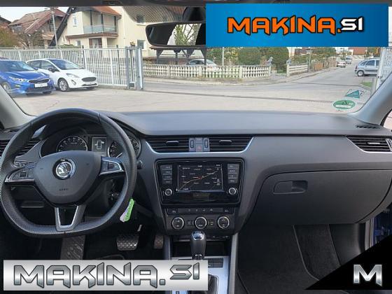 Škoda Octavia Combi 1.6 TDI Ambition DSG 1- LETNO JAMSTVO