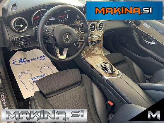 Mercedes-Benz C-Razred C 220 BlueTEC Exclusive Automatic- NAVIGACIJA- 2 x PDC- FULL LED