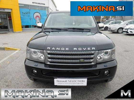 Land Rover Range Rover Sport 2.7 TdV6 HSE Avtomatic