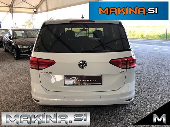 Volkswagen Touran 1.6 TDI BMT Comfortline- navigacija-pdc- alu16- kamera