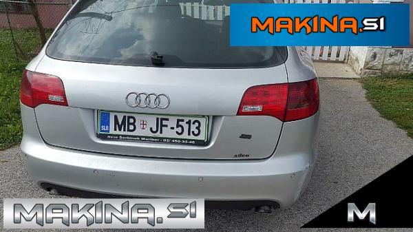 Audi A6 Avant 2.7 V6 TDI