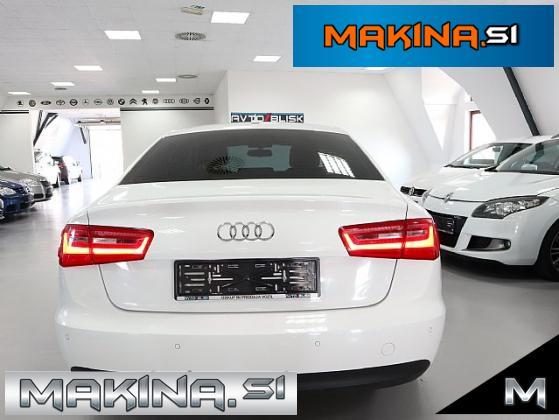 Audi A6 2.0 TDI- LED- KEYLES-19 COL- PARK SENZORJI- BLUETOOTH-