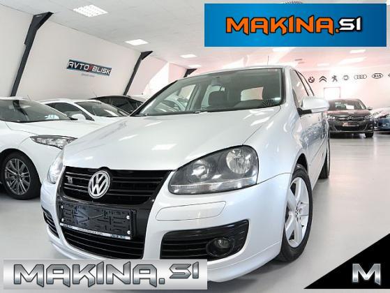 Volkswagen Golf 4motion 1.9 TDI GT Sport- SLOVENSKI- 4X4- TEMPOMAT-