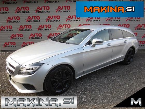Mercedes-Benz CLS-Razred 250d 4Matic AUTOMATIC + NAVIGACIJA + KAMERA + 2 X LED + USNJE + F1 + ALU.18..