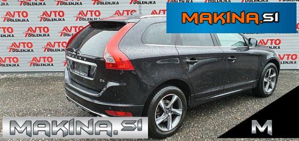 Volvo XC60 D4 R-Design Momentum + NAVIGACIJA + USNJE + RADAR TEMPOMAT