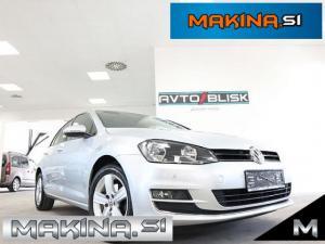 Volkswagen Golf 1.6 TDI Highline- SLOVENSKO VOZILO- SAMO 78.000KM-1L.ASTNIK-