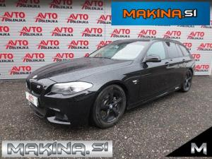 BMW serija 5- 520d M optic touring Avtomatic + navigacija + xenon + 2 x senzorji