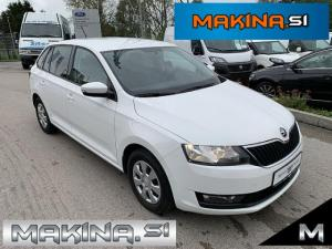 Škoda Rapid Spaceback 1.0 TSI Active