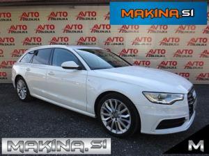 Audi A6 2.0TDI ULTRA NAVIGACIJA + BIXENON + LED + TELEFON + TEMPOMAT + ALU19...