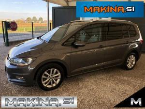 Volkswagen Touran 1.6 TDI BMT Comfortline DSG- navigacija- pdc- alu16- kamera