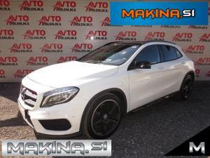 Mercedes-Benz GLA-Razred 220CDI 4.MOTION AUTOMATIC + USNJE + MEMORY + PANORAMA + NAVIGACIJA + XENON.