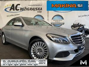 Mercedes-Benz C-Razred C 220 BlueTEC Exclusive Automatic- NAVIGACIJA- 2 x PDC- FULL LED