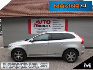 Volvo XC60 AWD D4 SUMMUM NAVIGACIJA + 2 X AVTOMATSKA KLIMA + PDC + USNJE + MEMORY..