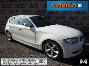 BMW serija 1- 120D XENON + DELNO USNJE + PDC + POTOVALNI RAČUNALNIK + 5.VRATNI MODEL...