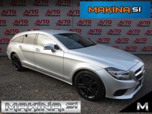 Mercedes-Benz CLS-Razred 250d 4Matic AUTOMATIC + NAVIGACIJA + KAMERA + 2 X LED + USNJE + F1 + ALU.18