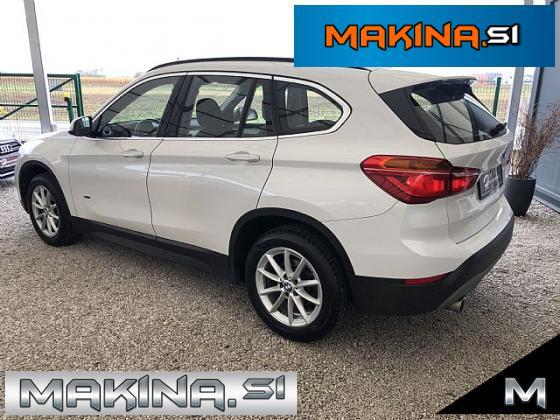 BMW serija X1- sDrive16d- navigacija- pdc- alu17