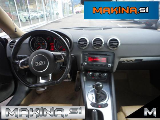 Audi TT Coupe 2.0 T FSI S-Tronic