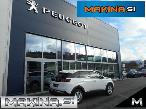 Peugeot 3008 1.2 PureTech 130 S S Active Avtomatic