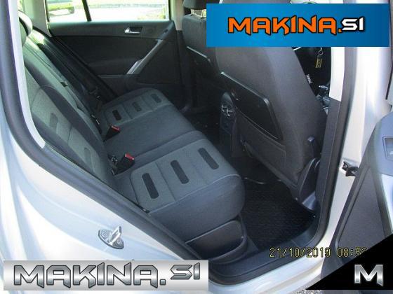Volkswagen Tiguan 2.0 TDI 4motion Sport Style Tiptronic