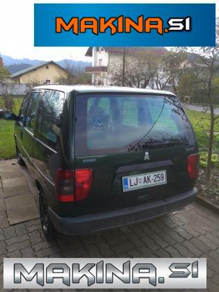 Fiat Ulysse 1.9 Tdi