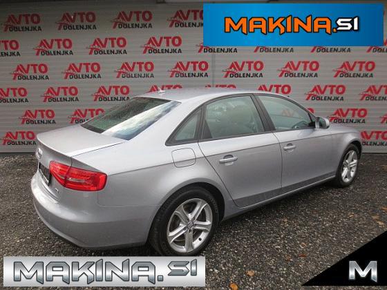 Audi A4 2.0 TDI BUSINNES + MULTITRONIC + BI XENON + NAVIGACIJA + PDC + ODLIČEN