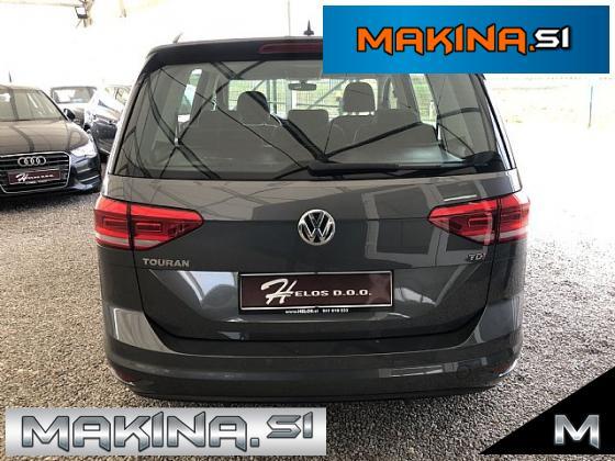 Volkswagen Touran 1.6 TDI BMT Comfortline DSG- navigacija- pdc