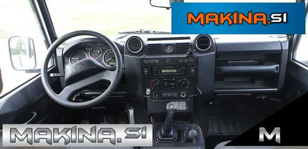 Land Rover Defender 90 SW 2.4 TD4 E
