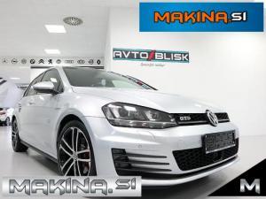 Volkswagen Golf 2.0 GTD- LED- NAVIGACIJA- ACC- KEYLES-184.PS- 18.COL- PDC-