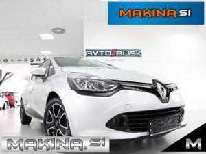 Renault Clio 1.2 16V-SLOVENSKO VOZILO- SAMO 115.000KM- 1.LASTNICA- NAVIGACIJA-