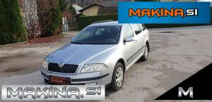 Škoda Octavia Combi 2.0 fsi 4×4