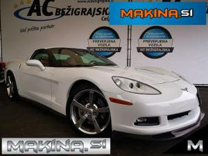 Chevrolet Corvette COUPE 6.2 AUT.-HEAD UP-HI-Fi