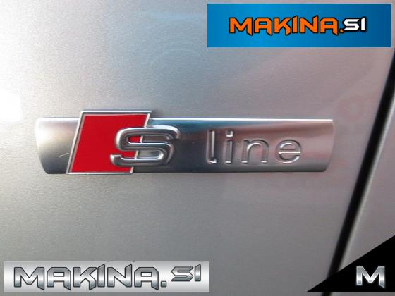 Audi A5 1.8TSFi S LINE + USNJE + GRETJE SEDEŽEV + AVTOMATSKA KLIMA + POTOVALNI RAČUNALNIK
