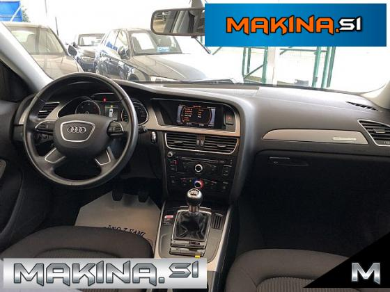 Audi A4 Avant quattro 2.0 TDI