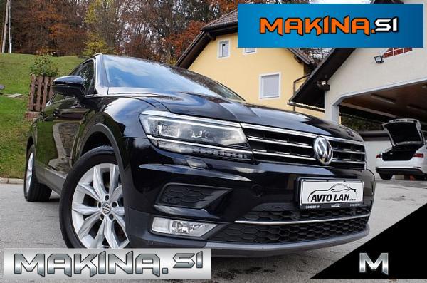 Volkswagen Tiguan 2.0 TDI BMT Highline Xenon- led NAVIGACIJA ODLIČEN