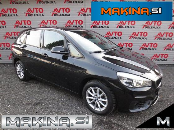 BMW serija 2- 218D ACTIVE TOURER NAVIGACIJA + PDC + TEMPOMAT + ALU.16 + LE 79900 KM