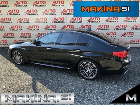 BMW serija 5: 520d xDrive Avtomatic + M SPORT PAKET + ADAPTIVE LED + HEAD-UP + ACC