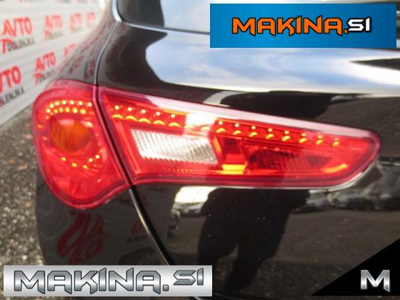 Alfa Romeo Giulietta 2.0 JTD DISTINCTIVE + 2 X LED + 2 X PDC + START STOP + TEMPOMAT + ALU