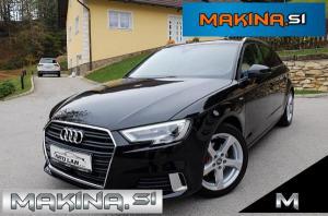 Audi A3 Sportback 2.0 TDI Sport Xenon-led ATRAKTIVEN