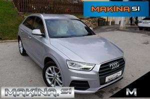 Audi Q3 2.0 TDI Sport Xenon-led NAVIGACIJA- ODLIČEN- PRIKLOP