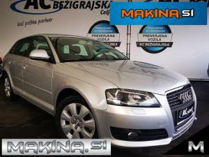 Audi A3 1.6 TDI DPF Business- XENON- LED- ALU