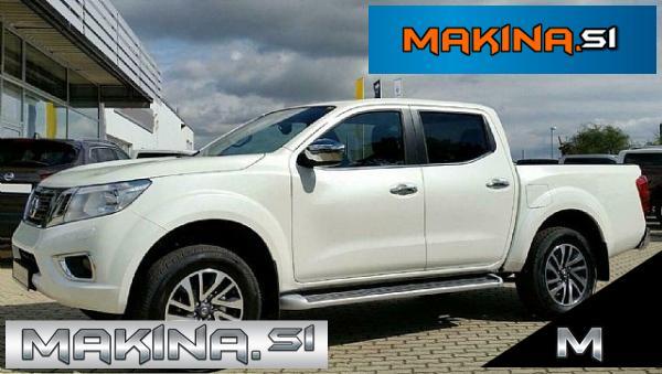 Nissan Navara 2.3D TEKNA AT LTH