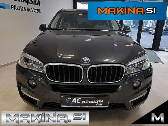 BMW serija X5- xDrive25d Avtomatic Lounge PLUS- 4X4- PANORAMA- BIXENON